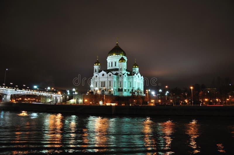 La cathédrale du Christ le sauveur photographie stock libre de droits