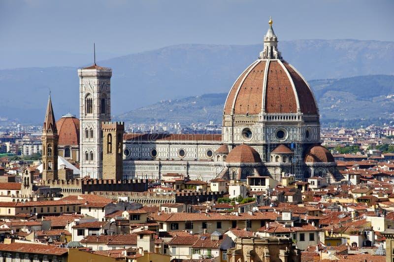 La cathédrale, Florence, Italie photographie stock libre de droits