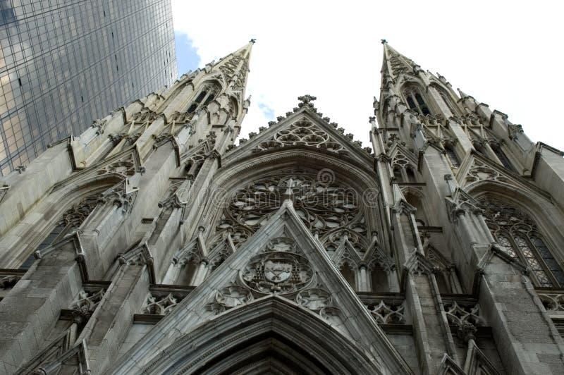 La cathédrale II de Patrick de saint image libre de droits