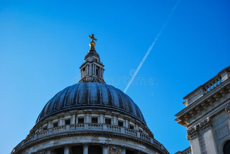 La cattedrale di St Paul immagine stock