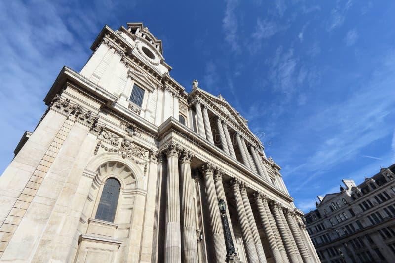 La cattedrale di St Paul immagine stock libera da diritti