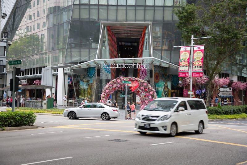 Download La Centrale Del Frutteto è Un Centro Commerciale, Singapore Fotografia Editoriale - Immagine di percorso, turista: 56892222