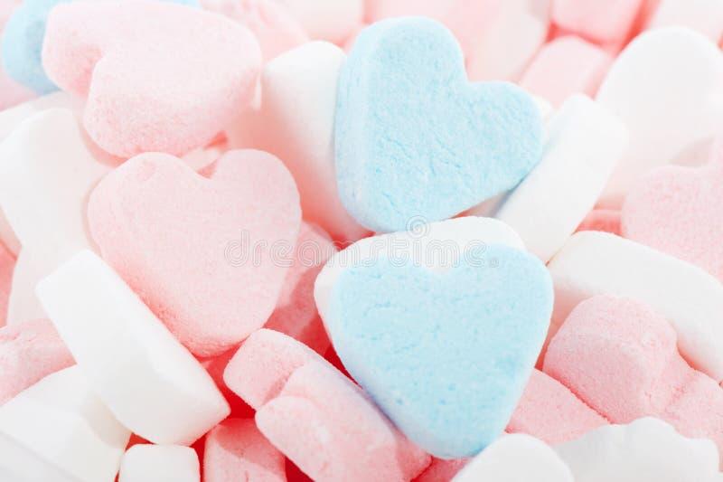 La chéri colore la sucrerie images stock