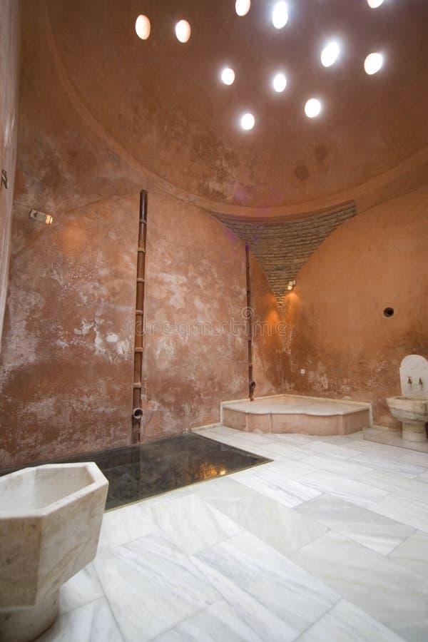 La Chambre de Bath des vents, Athènes, Grèce photos libres de droits
