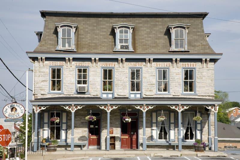 La Chambre de Franklin dans le comté de Lancaster, photos stock