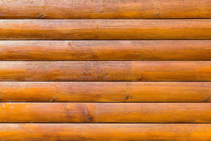 La Chambre du rondin en bois photos libres de droits