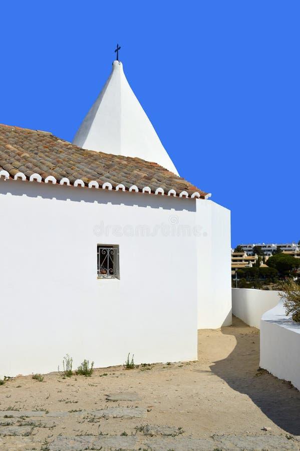 La chapelle de Nossa Senhora DA Rocha photo libre de droits