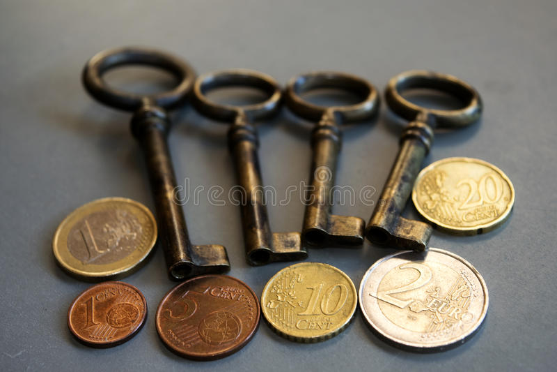 Download La Chiave Mercato Dei Cambi Fotografia Stock - Immagine di background, azione: 56891340