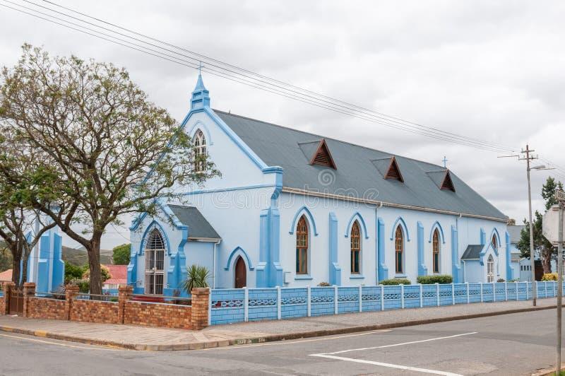La Chiesa Anglicana di St Andrew, Riversdale immagine stock