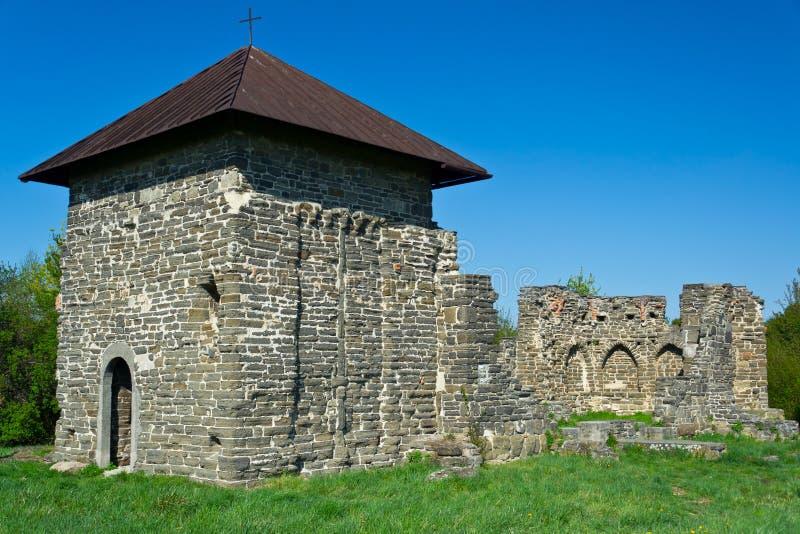 La chiesa dei ancients fotografia stock