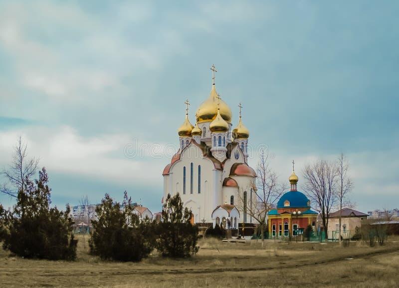 La chiesa della natività fotografie stock libere da diritti