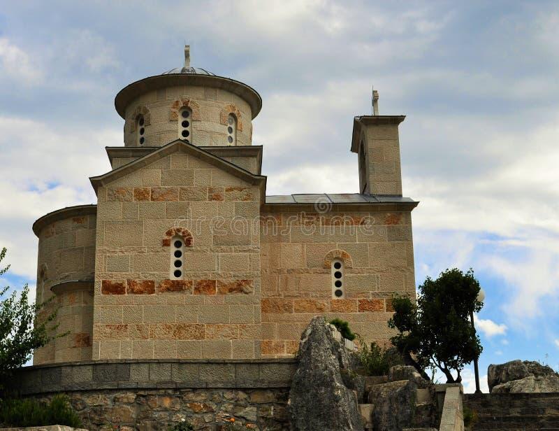 La chiesa della st Stanko fotografia stock