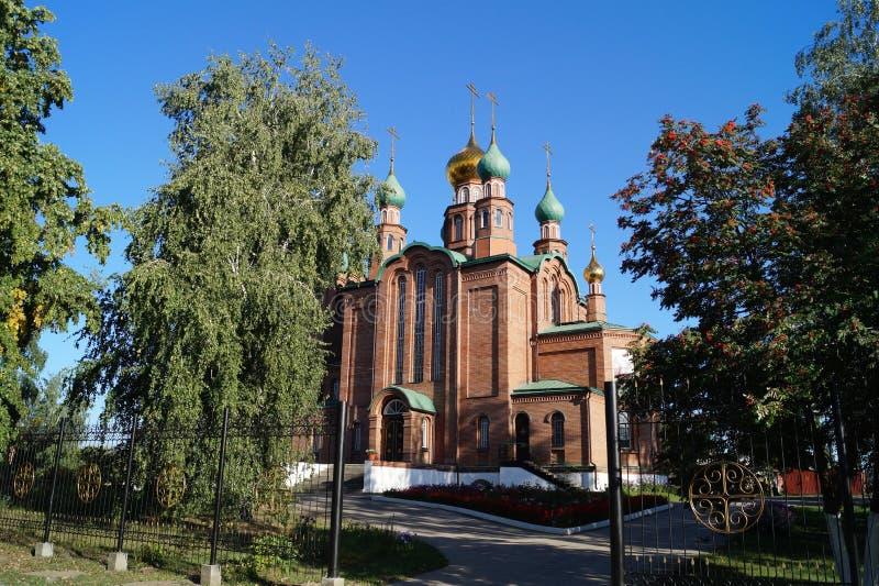 La chiesa di St George fotografie stock libere da diritti