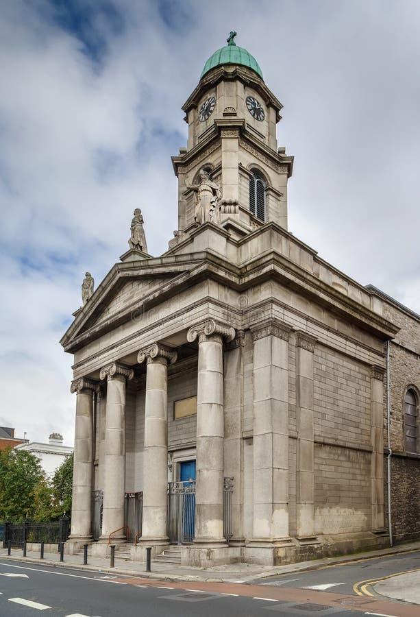 La chiesa di St Paul, Dublino, Irlanda fotografia stock