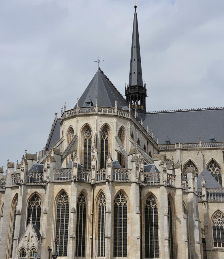 La chiesa di St Peter immagine stock libera da diritti