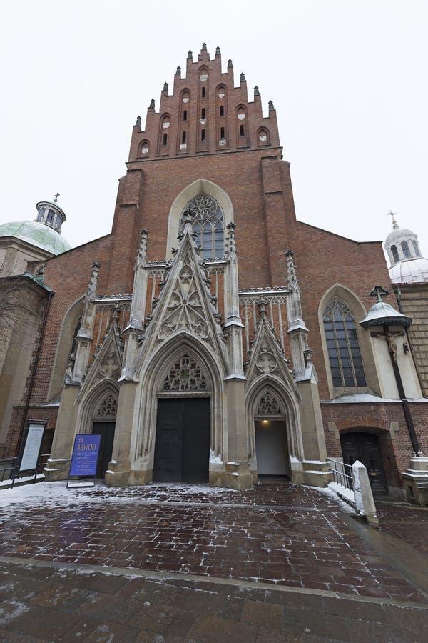 la chiesa di trinità santa fotografie stock