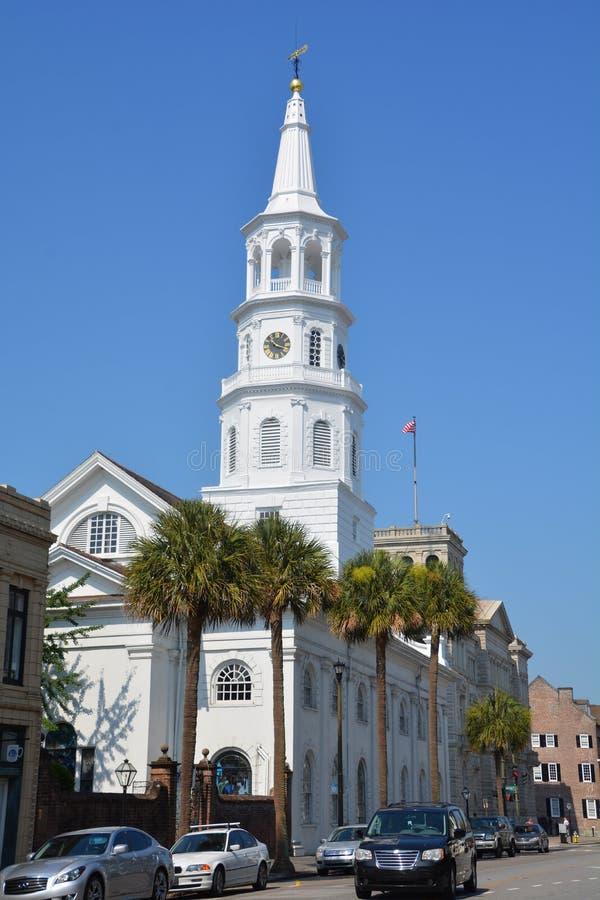 La chiesa episcopale di St Michael immagine stock libera da diritti