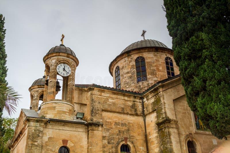 La chiesa greco ortodossa di nozze di cana israele for Progetti di chiese e planimetrie