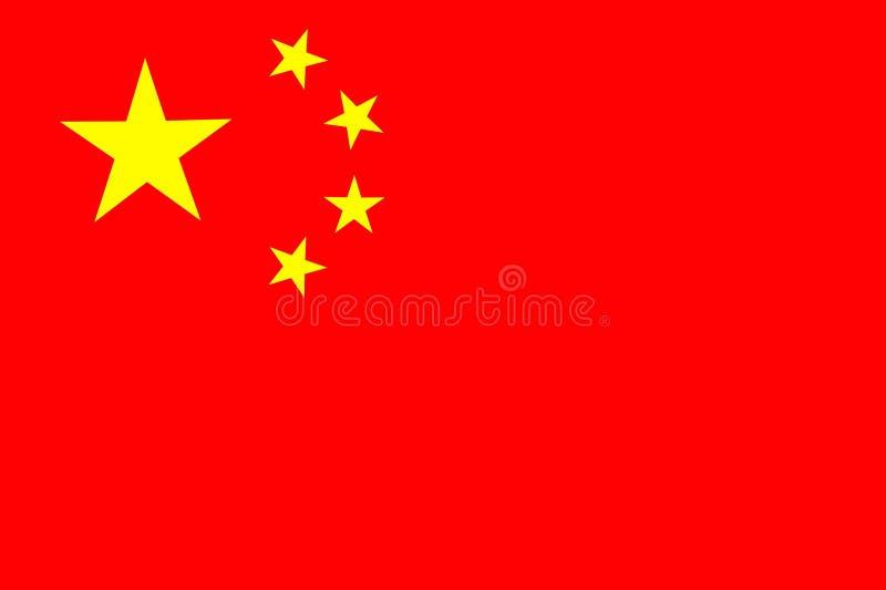 La Chine illustration de vecteur