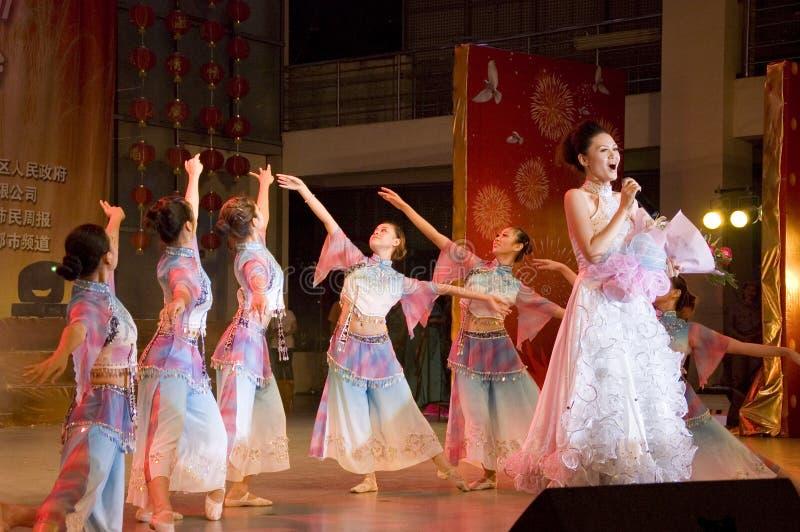 La Chine - anniversaire d'Indpendence photo stock