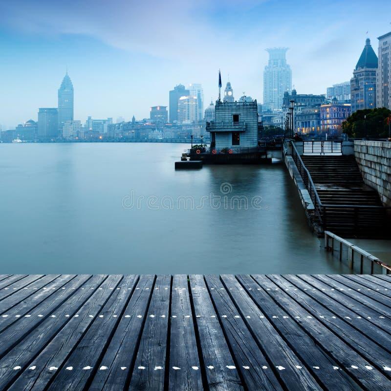 La Chine Changhaï Bund photographie stock