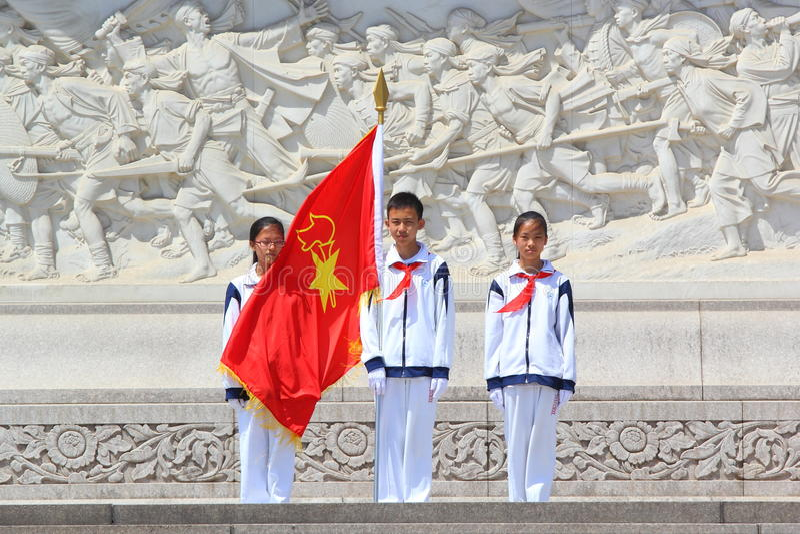La Chine communiste photographie stock libre de droits
