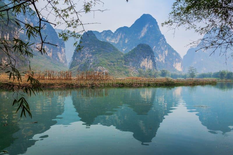 La Chine du sud au printemps image libre de droits