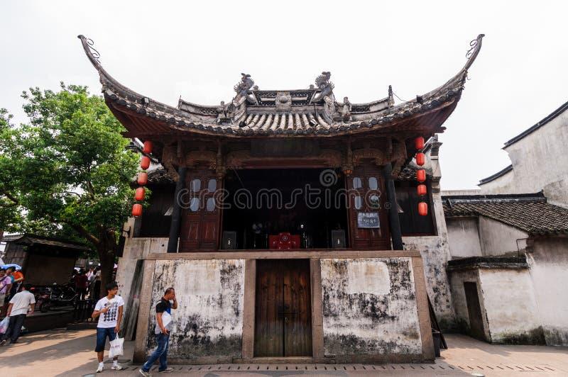 La Chine Wuzhen images stock