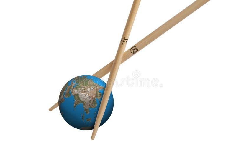 La Cina, Asia, giocatore globale fotografia stock