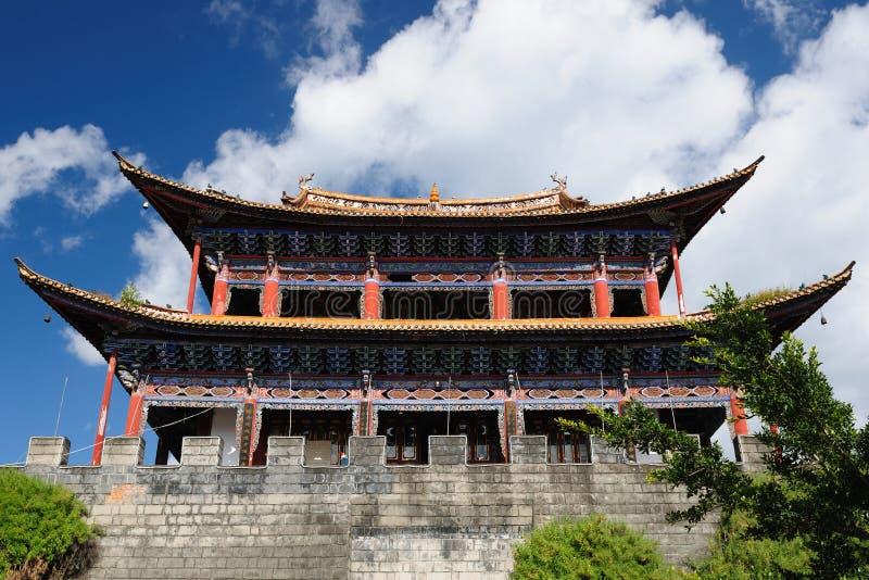 La Cina - Dali fotografia stock