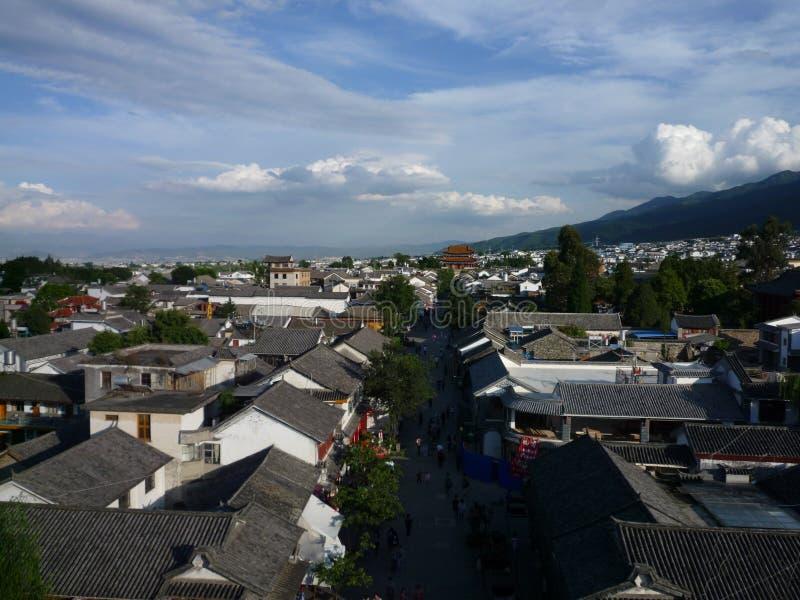 La Cina Dali fotografie stock libere da diritti