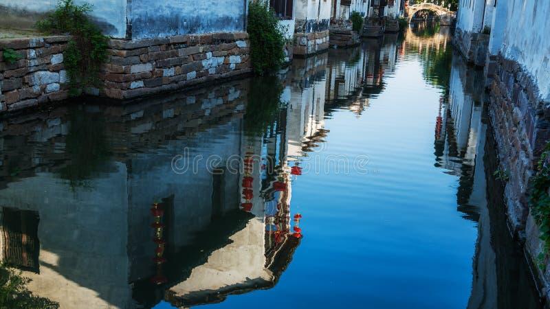 La Cina del sud in primavera fotografia stock