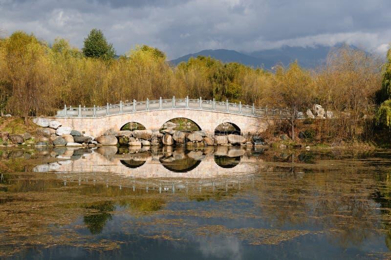La Cina - Lijiang immagini stock libere da diritti