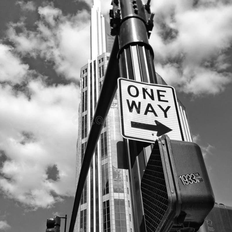 La città fotografie stock libere da diritti