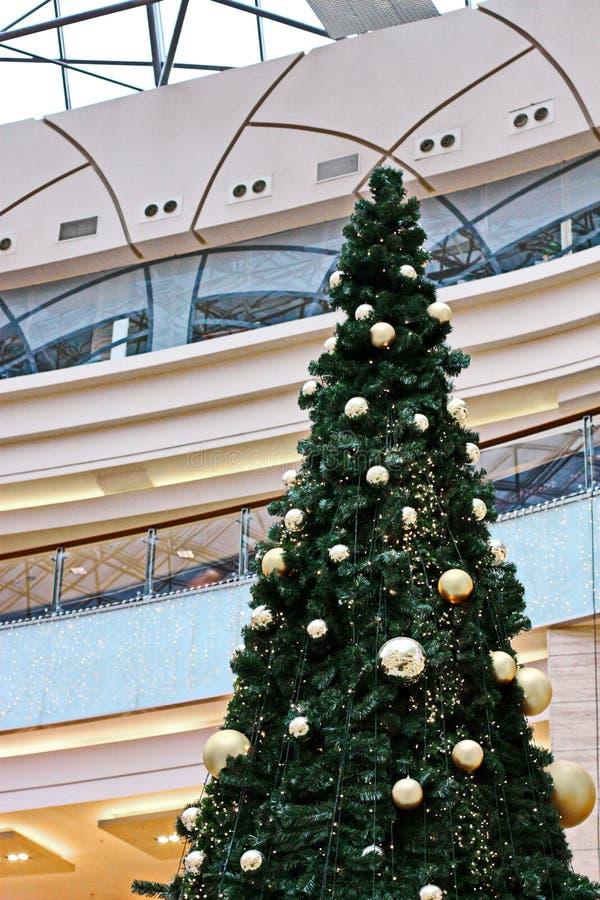 La città di Afimall del complesso commerciale è situata nella città di Mosca del centro di affari  immagine stock