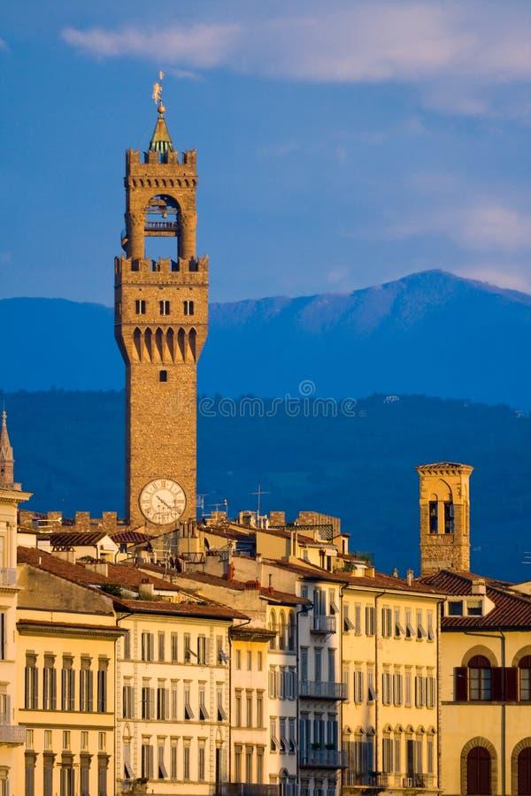 La città di Firenze, Italia fotografie stock