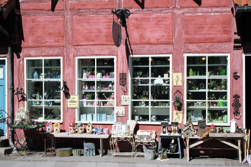 La città di koge in Danimarca fotografie stock