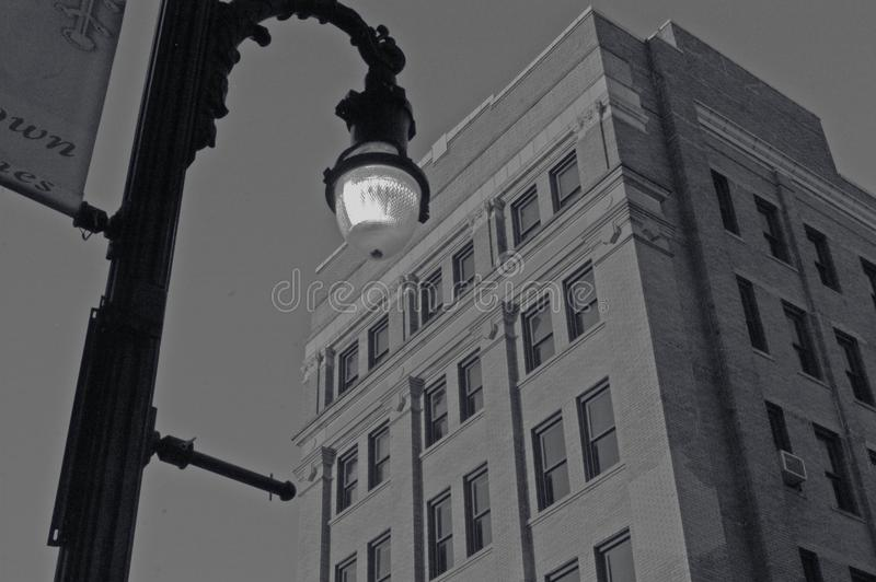 La ciudad imagen de archivo libre de regalías