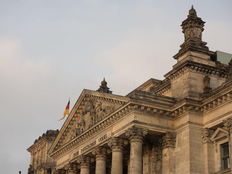 La ciudad de Berlín fotos de archivo libres de regalías