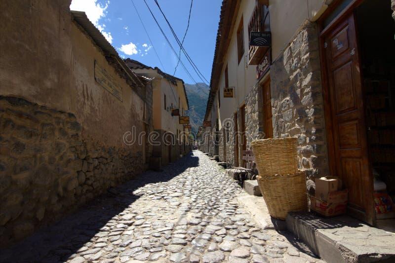 La ciudad de Cusco imagen de archivo libre de regalías