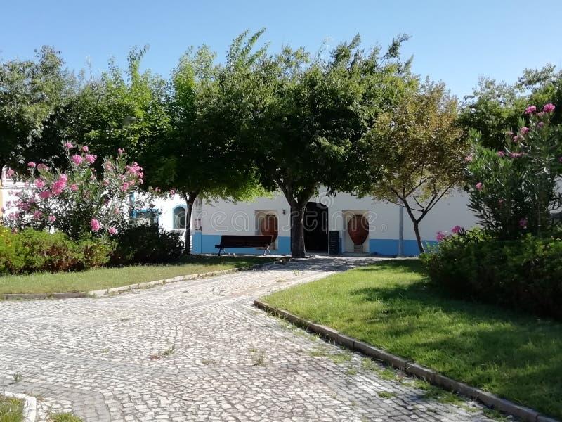 La ciudad de Vidigueira Alentejo portugal imágenes de archivo libres de regalías
