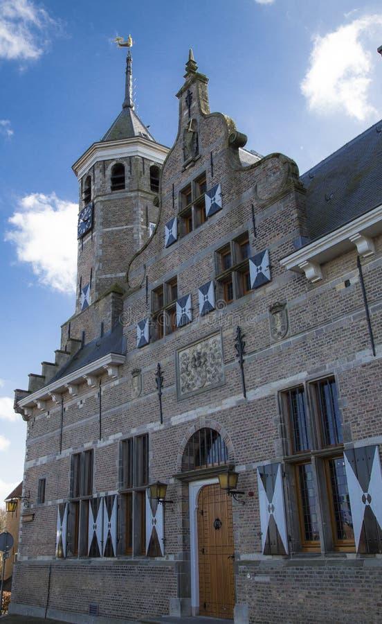 La ciudad de Willemstad fotos de archivo