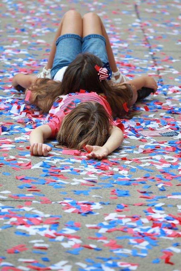 La ciudad del control de la conmemoración del Día de la Independencia de Boston el 4 de julio en Boston imagen de archivo libre de regalías