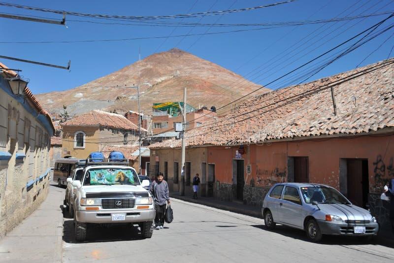 Download La ciudad Potosi foto de archivo editorial. Imagen de bolivia - 42431023