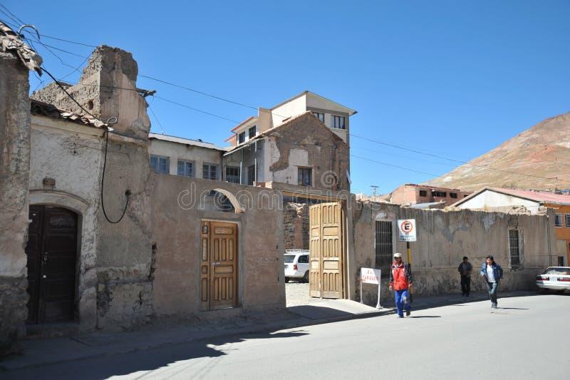 Download La ciudad Potosi foto de archivo editorial. Imagen de bolivia - 42432338