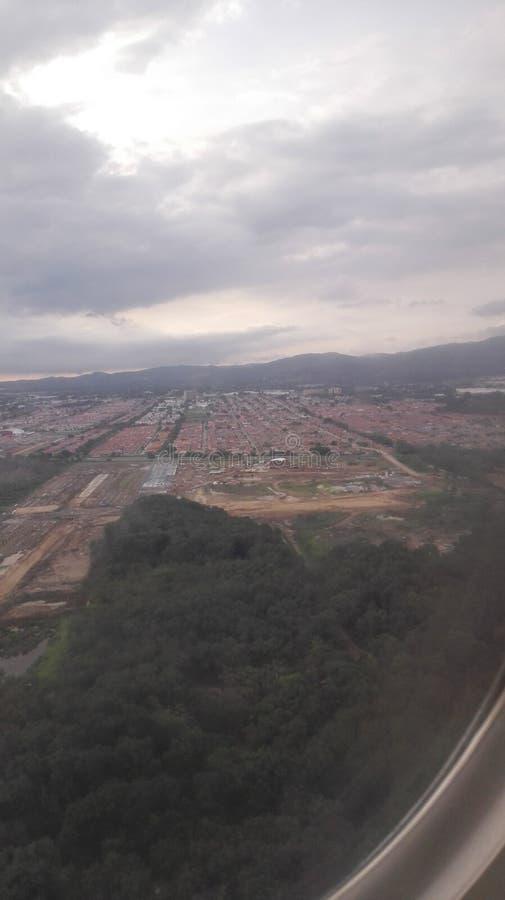 La ciudad Santiago, R d foto de archivo