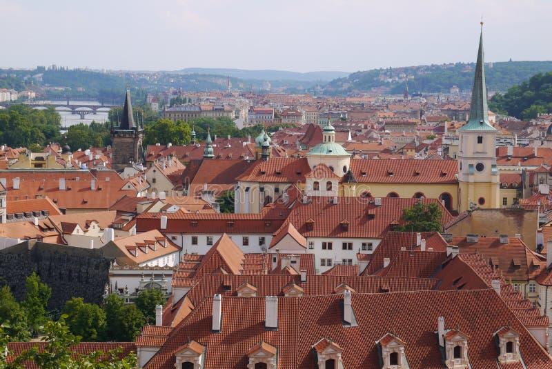 La ciudad vieja imagenes de archivo