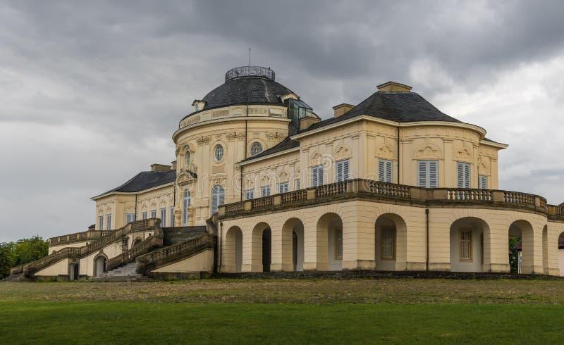 La ciudad vieja de Stuttgart alemania foto de archivo