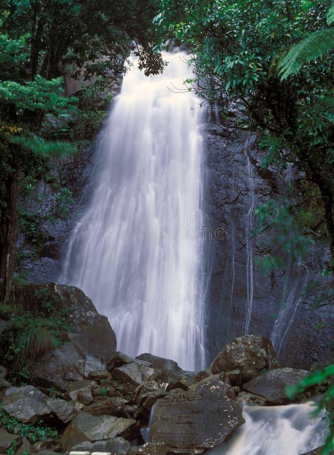 La Coco Falls stock photos