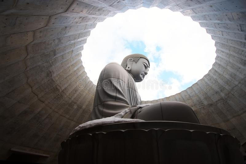 La colina del Buda fotografía de archivo